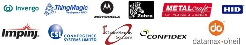 Our RFID partners